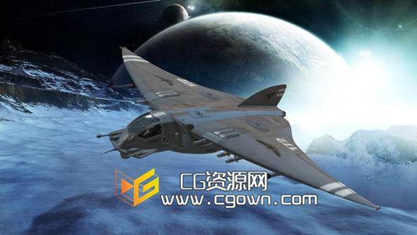 element 3d – starship